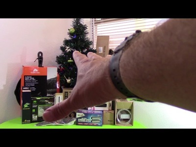 32 Inch Fiber Optic Christmas Tree $15.00 - Under $20.00 Gift Guide for Guys! (Video 13 of 13)