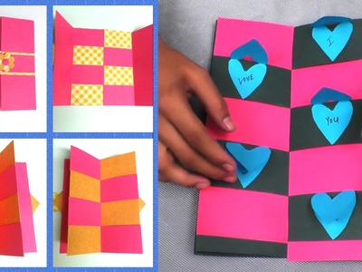 DIY-Envelope Magic Gift Card  || Make for Boyfriend.Girlfriend