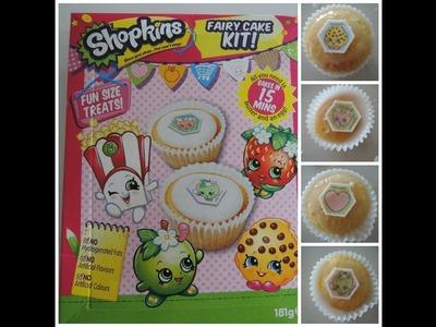 DIY: Shopkins Fairy Cake Kit