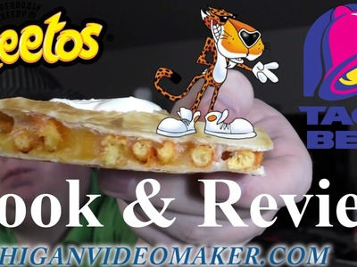 DIY TACO BELL® Cheetos Quesadilla | Cook & Review