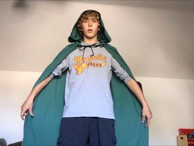 How to make a cloak