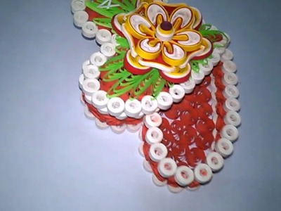 Overview of Quilling Ideas l Paper Art & Crafts l Handi Work