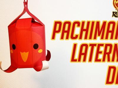 Overwatch - Pachimari Laterne   DIY