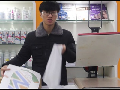 Why we need Sticky sublimation paper ? How does tacky sublimation paper works?