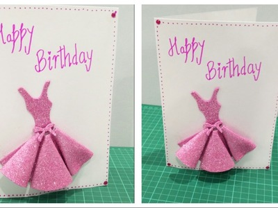 DIY- Birthday Card for Girls