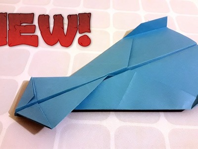 how to make a paper plane easy