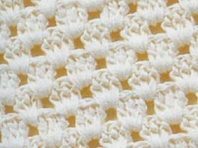 Crochet Catalog: Stitch Pattern # 1