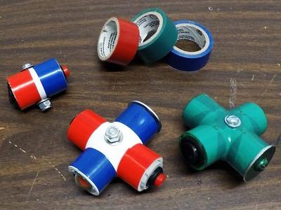 DIY $5 Super X Multi Fidget - Hand Spinner Build Kids Love