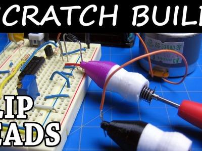 DIY Clip Test Leads   3D Print Project   Schmitt Trigger Circuit