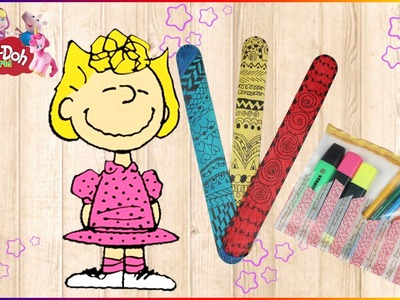 DIY Compilation | How To Make School Supplies And SALLY BROWN 3D Plasticine Creation
