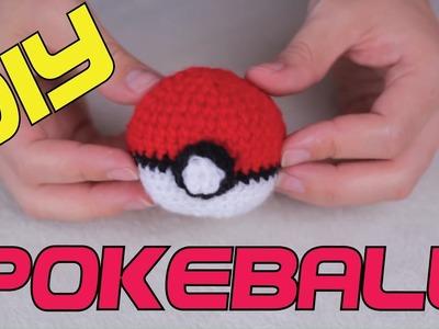[DIY] How To Crochet a Pokeball