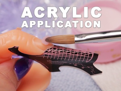 DIY Nail Workshop - Acrylic Application