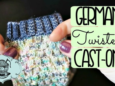 German Twisted Cast On!. Quick Knit Tips. ¦ The Corner of Craft