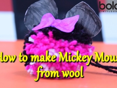 How to make soft Toy from wool | DIY | Art & Craft | Boldsky