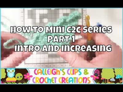 How to Mini C2C : Part 1 Intro and Increasing
