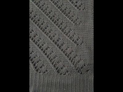 Gents. Ladies Sweater Design No #50 in Hindi Knitting