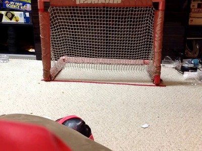 HOW TO BUILD A KNEE HOCKEY RINK PART 2