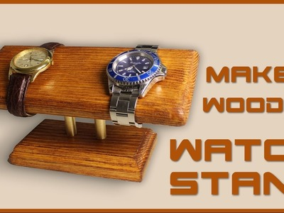 How To Make a Watch Stand