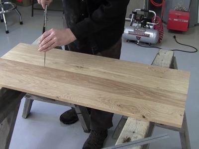 How to make bar stool seats
