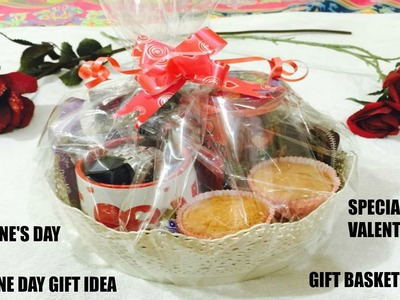 How to make Gift Basket for Birthday 4 him.VALENTINE'S DAY GIFT IDEA|GIFT BASKET FOR HIM -Ft Namrata