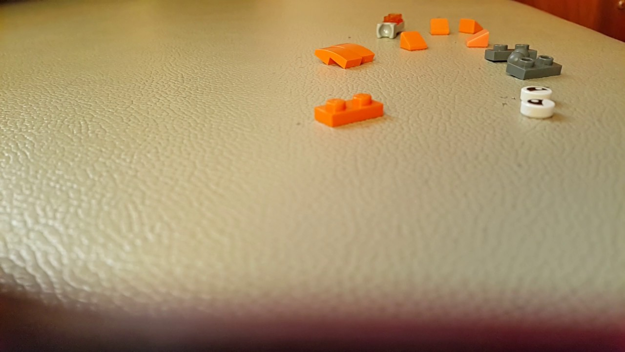 How to make lego (squid )!!!!!part 1