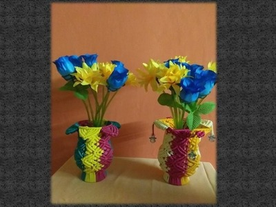 How To Make    Macrame Flower Pot    Using Plastic Ball