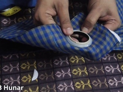 How To Sew Grommet Top Curtain(eyelet curtains)