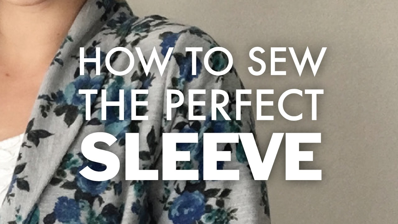 How to Sew Sleeves on Knit Tops | DoItBetterYourself.club