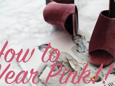 How To Style Pink in Your Wardrobe | Sinead Crowe
