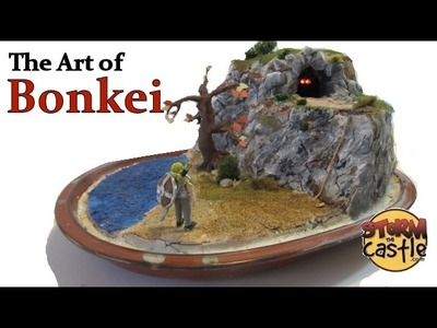 What is Bonkei and how do you make one?