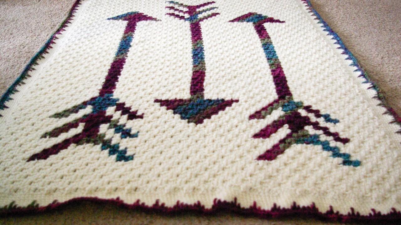 C2C Crochet: Part 4