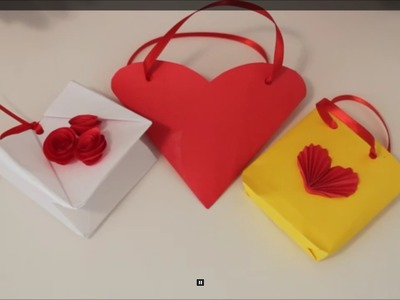 DIY - 3 Easy and last minute Candy bags for kids