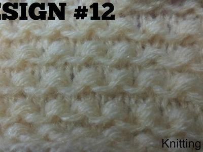 Easy knitting design #12