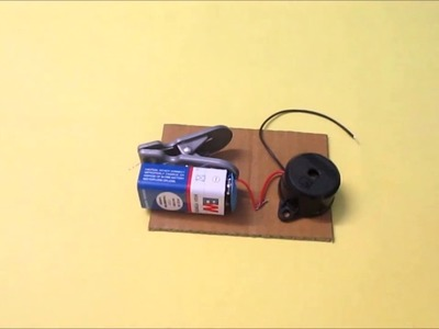 How to Make a Simple Alarm System for Your Room