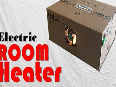 How To Make Electric Room Heater At Home In Easy Steps