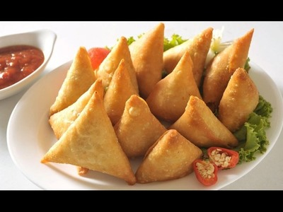 How to make Mini Samosa