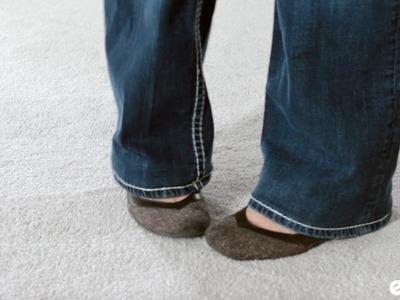 How To Reattach An Original Jeans Hem
