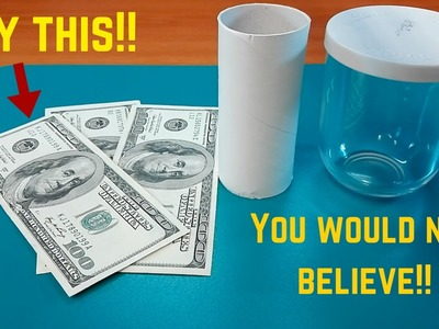 6 Best Life Hacks with Toilet Paper Rolls   DIY Craft Ideas