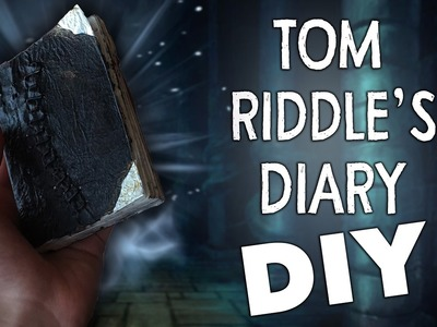 Harry Potter Tom Riddle's Diary - DIY