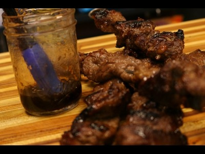 Homemade teriaky sauce -  how to cook -  recipes- cooking - chicken teriyaki - bbq