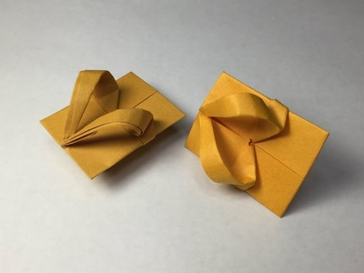 How to make a paper shoes. Origami footwear. Geta (traditional Japanese footwear )
