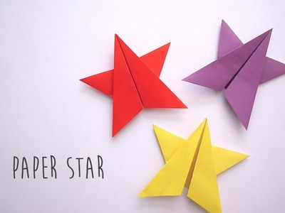 Star Origami Toys How To Make An Origami Star Minitips Origami