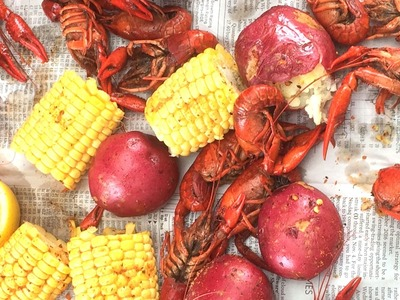 How To Peel Crawfish | Southern Living