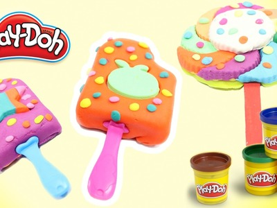 Play Doh Rainbow Ice Cream for Kids | How to Make Play Doh Rainbow Ice Cream