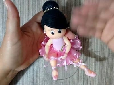 Bailarina em Biscuit. 1° parte