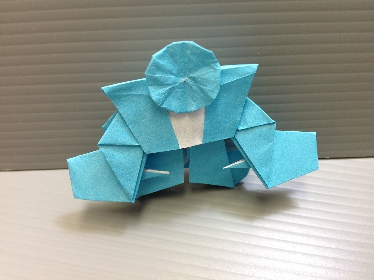 Daily Origami: 177 - Page Boy - photo#22