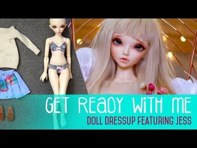 Get Ready With Me - Doll version