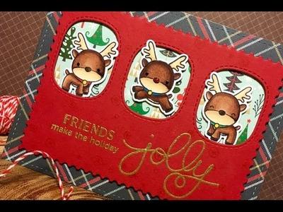 Holiday Card Series 2016 #10