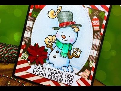 Holiday Card Series 2016 #13