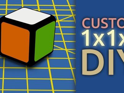 How to Make a 1x1x1 Rubik's Cube